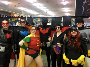 SVCC 2017 Cosplay - Gotham Knights