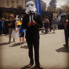 SVCC 2017 Cosplay - Storm Trooper