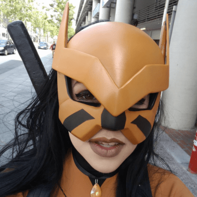 SVCC 2017 Cosplay - Tigress
