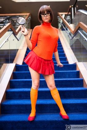 Velma Cosplay 6