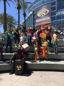WonderCon 2017 Cosplay - Nintendo