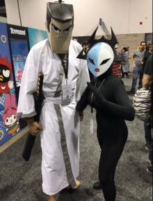 WonderCon 2017 Cosplay - Samurai Jack