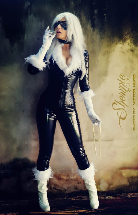 Black Cat by Shermie Cosplay 14