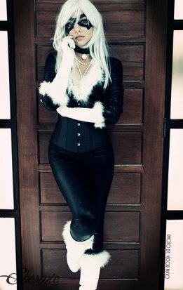 Black Cat by Shermie Cosplay 9