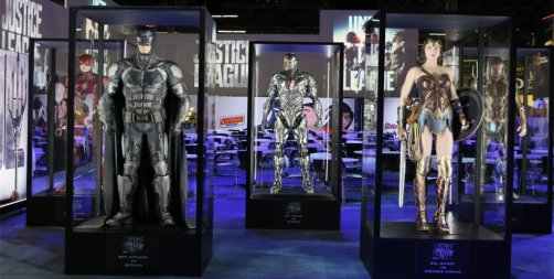 LicensingExpo2017 - Justice League