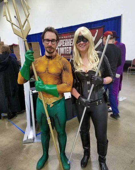 Wizard World Minneapolis 2017 - Aquaman | Black Canary