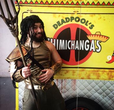 Wizard World Minneapolis 2017 - Aquaman