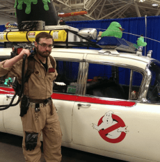 Wizard World Minneapolis 2017 - Ghost Buster 2