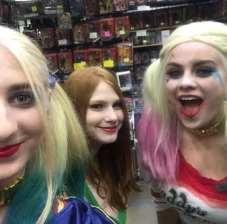 Wizard World Minneapolis 2017 - Harley Quinn | Harley Quinn