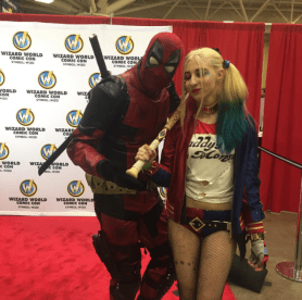 Wizard World Minneapolis 2017 - Hayley Quinn | Deadpool