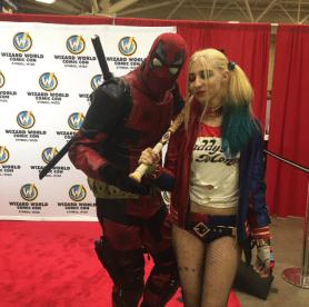 Wizard World Minneapolis 2017 - Hayley Quinn | Deadpool