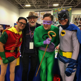 Wizard World Minneapolis 2017 - Robin | Riddler | Batman