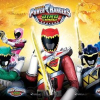 Power Rangers Dino Charge: Roaring up for Action!