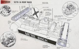 Ghostbusters Ectomobile Owners' Workshop Manual