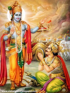 Lord Krishna Arjun Mahabharat (5)