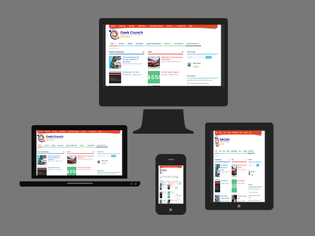 WordPress is prepared for the Mobile web