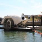 Mr. Trash Wheel Saves the Harbor