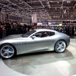 Maserati might go Electric
