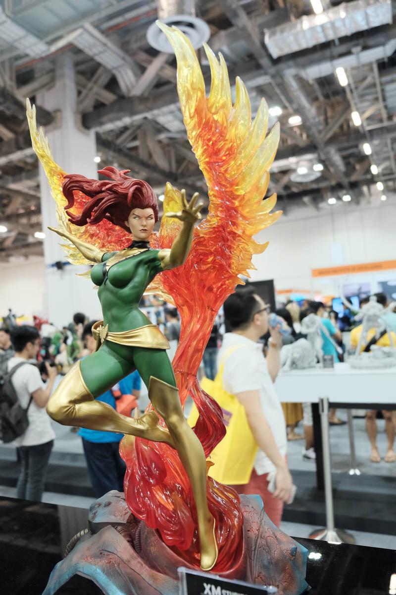 Singapore Toy Game  Comic Convention STGCC 2015  Geek