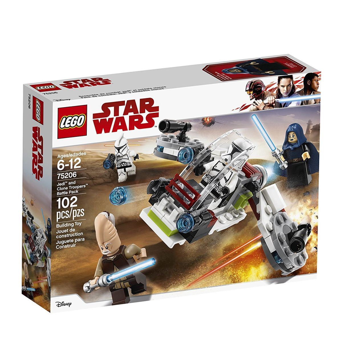 Official Images For New Han Solo Lego Star Wars Sets