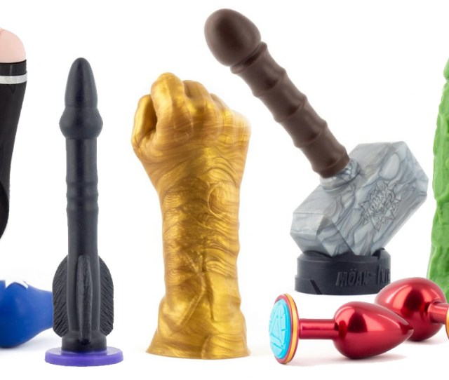 Assemble For Infinite Pleasure With These Avengers Sex Toys