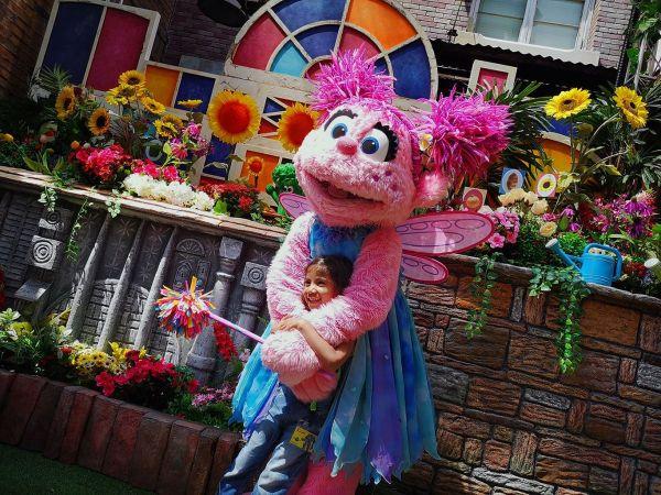 Sesame Street Celebrates 50th Anniversary In Style