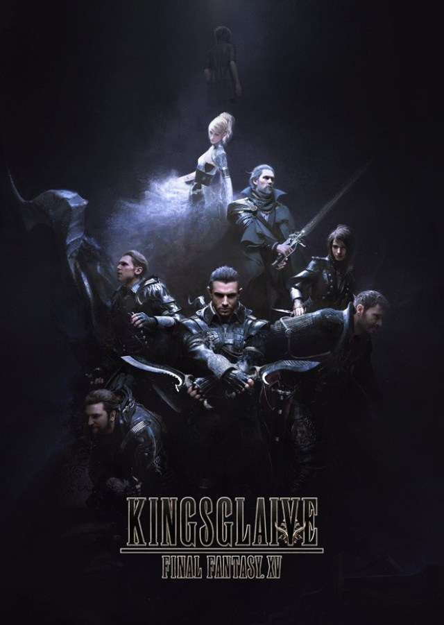 Cartaz do filme 'Kingsglavie Final Fantasy XV