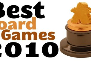 Best Board Games 2010