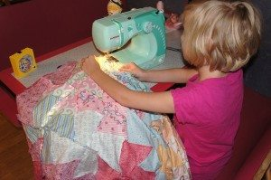 Teach Your Geeklings to Sew