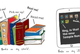 Books, iPad