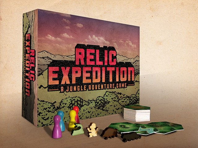 Relic Expedition title