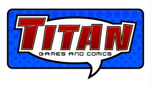 Titan Games & Comics