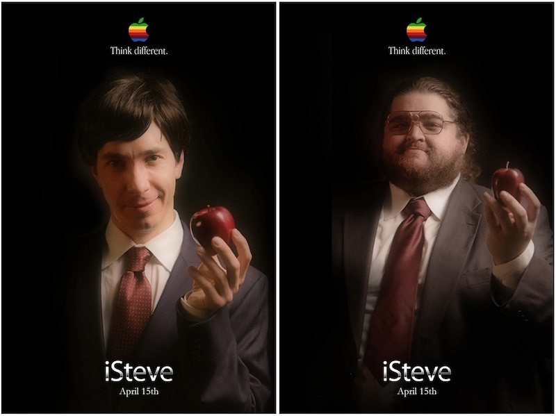 iSteve Posters courtesy of Funny or Die
