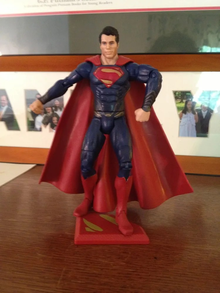 Man of Steel, Superman,