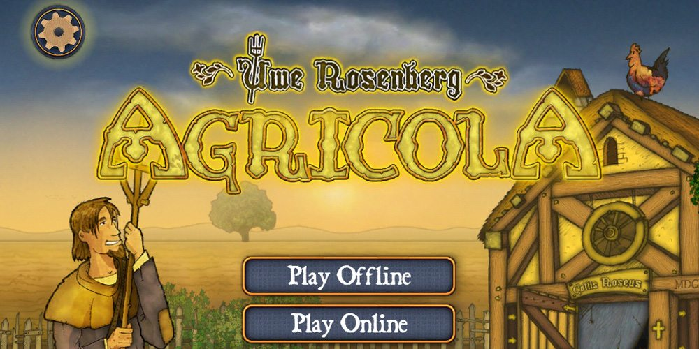 Agricola Arrives for iOS