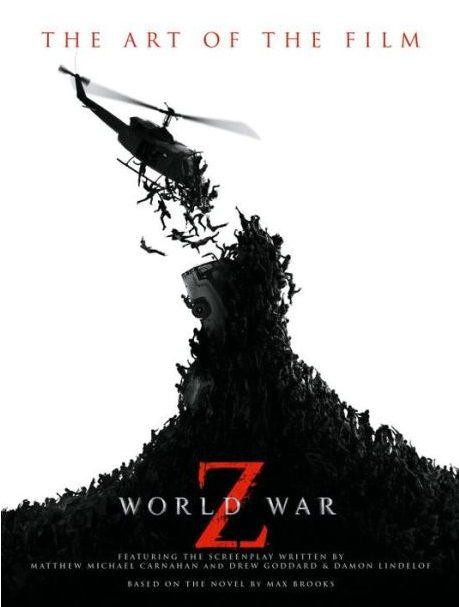 Art of World War Z Cover