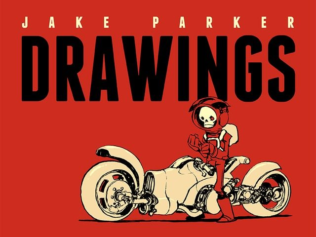 Jake Parker Drawings