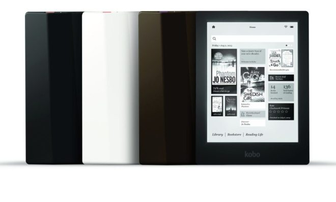 Kobo Aura HD: The best e-reader on the market