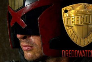 DREDDwatch, main image from the 2012 movie, courtesy Lionsgate/DNA