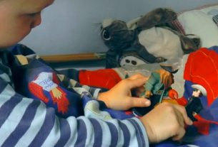 Bedtime Play With Lone Ranger Play-Set