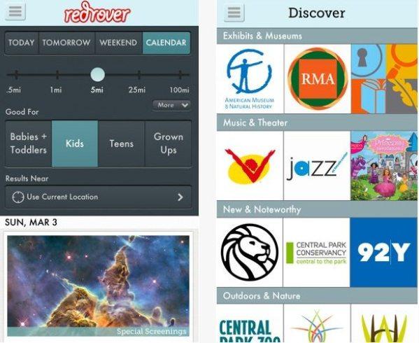 RedRover app