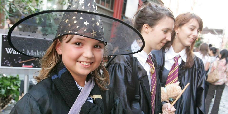 Harry Potter Anniversary