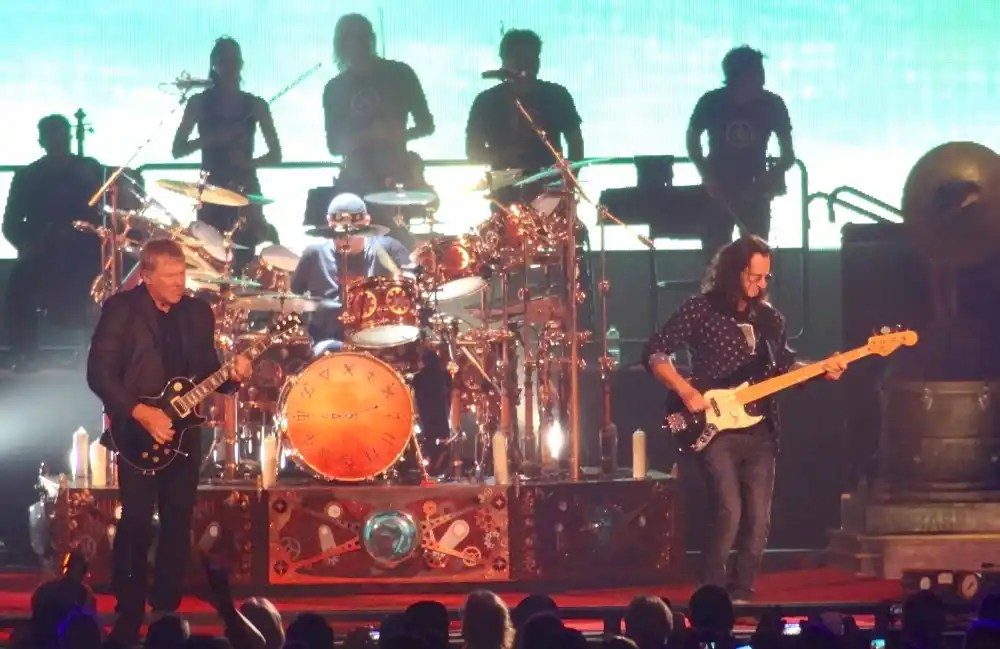 Rush + strings