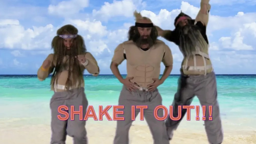 Shake It Out!