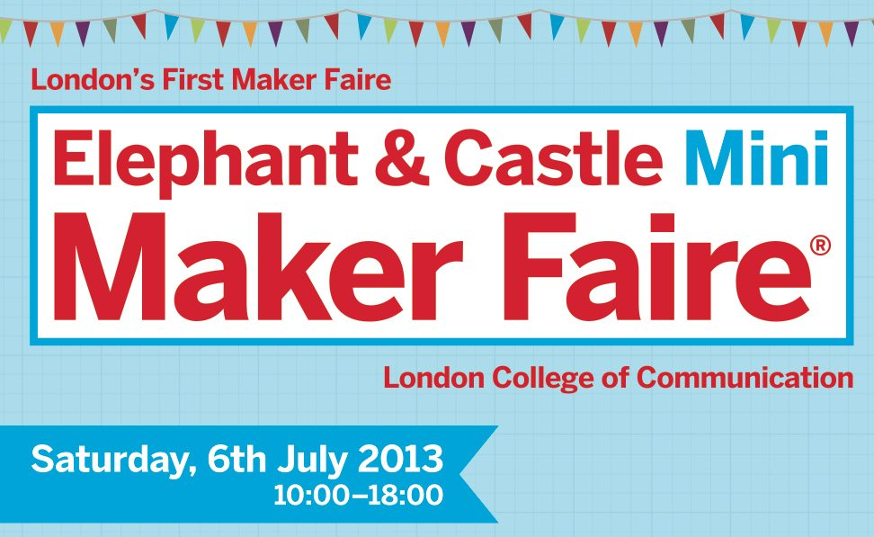 London Gets Its Own (Mini) Maker Faire – Finally!
