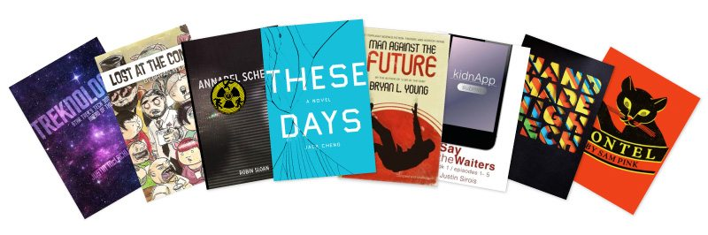 Tomely Zeitgeisty Books Bundle