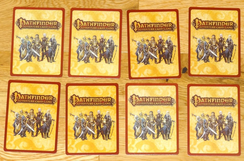 Pathfinder card backs