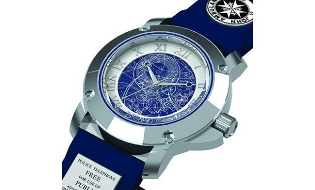 Dr. Who TARDIS Collector's Watch