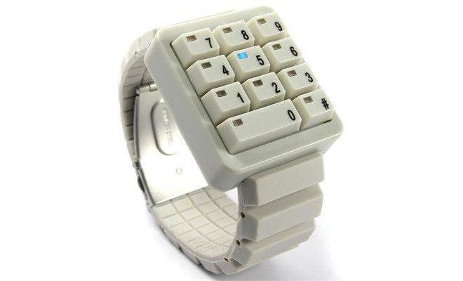 Keypad Watch