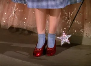 IMAX preserves the finest details, down to the sparkles on Dorothy's ruby slippers. © Warner Bros.